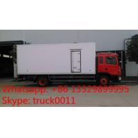 2015 Good Performance 4x2 JAC refrigerated trucks for sale, best price JAC 10tons-15tons freezer van truck for sale Manufactures