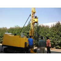 Quality Hydraulic Exploration Core Sample Drill Rig Geological Exploration Long Feeding for sale