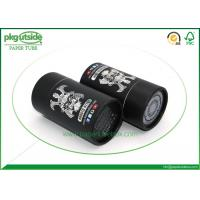 China Candle Cardboard Tube Packaging , Environmental Cardboard Cylinder Containers on sale