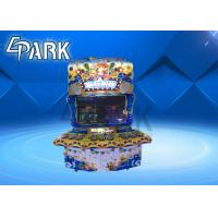 Multi Type Redemption Game Machine Automatic Coin Token Changer 250W Manufactures