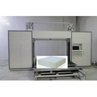 Vacuum Table Type Sponge CNC Router Foam Cutter Machine With Oscillating Blade Manufactures