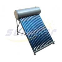 Non-Pressure Solar Water Heater [Stainless steel]-SS Manufactures