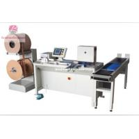 China Notebook binding machine DCB360 (1/4 - 1 1/4 wire ) no need change mould on sale