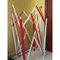 Highway Metal Road Barriers Powder Coated Steel Traffic Barriers Flexible Structure Manufactures