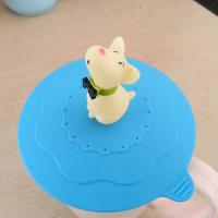 2014 hot sale cute nice silicone cup lids Manufactures