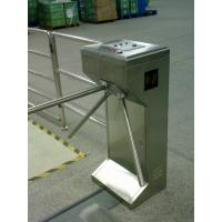 China Card Reader Pedestrian Security Gate Swing Arm Rotation With CE ISO9001 Approved on sale