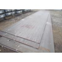 Hot Rolled Low Carbon Steel Plate , Mild Steel Plate For Petroleum Chemical Industries Manufactures