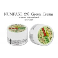 Original Local Eyeliner Numfast Green Tattoo Numb Cream For Microblading Manufactures