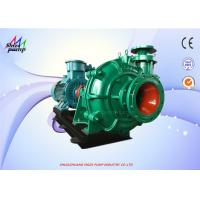 High Chorme White Iron Slurry Transfer Pump For Mineral Processing Manufactures