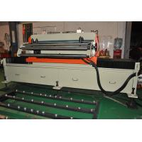 Quality Double Geared Drive Stainless Steel Blanking Line for Automatic Circle Sheets for sale