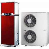 China Compact Air Source Compact Heat Pump Unit Water Heater on sale