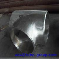 Buy cheap Seamless / weld Stainless Steel Pipe Tee UNS S32760 A815 UNSS31803 A403 WP321 from wholesalers