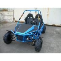 Blue 150CC Go Kart Dune Buggy Automatic Transmission With Sport Style Manufactures