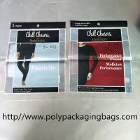CPP Composite Back Sealed OPP Self Adhesive Bag Printed Underwear Bag Custom Manufactures