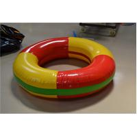 Durable Inflatable Water Toys 5L x 2.5W x 1.8H Meters , Seesaw Manufactures