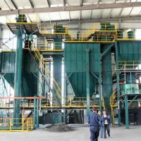 Industrial Green Sand Moulding Machine Customized Power For Foundry Moulds Manufactures