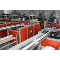 HDPE Pipe Production Line / Hdpe Pipe Making Machine 600kgs/h FCC Manufactures
