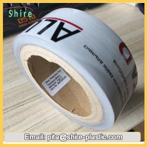 Quality Printable Black&white Surface Protection Film Customized Surface Protection Film for sale