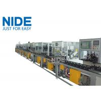 High Effiecency Rotor Winding Machine Rotor Manufacturing Assembly Line Manufactures