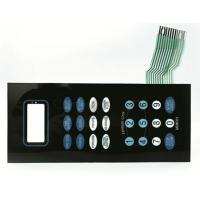 Environmental Dustproof Keyboard PET Membrane Switch For Home Appliance Manufactures