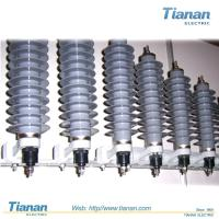 Buy cheap 11~33KV Electric Substation Power Surge Arrester Three Phase AC 50Hz from wholesalers