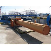 Hydropower Project Telescopic Hydraulic Ram High Speed With Radial Gate Manufactures