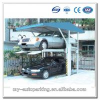 Simple Car Parking System for Underground Garage Car Elevator Parking Systems Manufactures