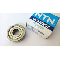 High Speed  NTN Ball Bearings  For Blender ,  6200ZZ  Deep Groove Ball Bearing Manufactures