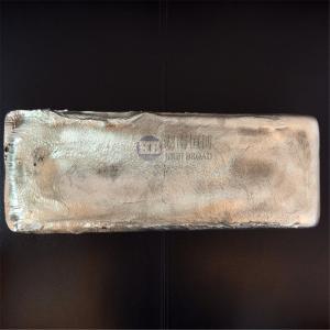 Quality Magnesium Silicon MgSi54 master alloy for grain refine for sale