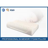Healthy Latex Pillow With Different Fabric Cover , Latex Contour Pillow Manufactures