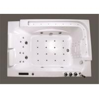 Quality Modern Retangle 2 Person Mini Indoor Hot Tub For Home Computer Control for sale