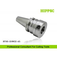 BT40 HM 32 Special Tool Holders , Milling Machine Tool Holders High Rigidity Manufactures