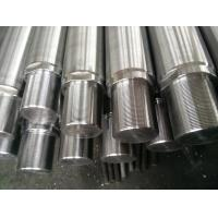 Super Machine Parts Hydraulic Piston Rod High Yield Strength Manufactures