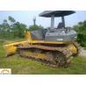 2007 Year Used Komatsu Bulldozer / D41P Komatsu Mini Dozer In Good Working Condition Manufactures
