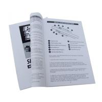 OEM UV coated catalogue offset Colorful Booklet Printing services for promotion Manufactures