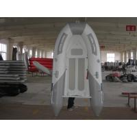 Quality Comfortable Unique Aluminum Hull Inflatable Boats With CE Approved for sale
