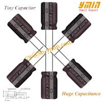 Low DF Capacitor Radial Aluminum Electrolytic Capacitor for  LED Driver LED Lighting and General Purpose Manufactures