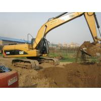 Cat 320D 20 Tonne Used Crawler Excavator 1cbm Bucket Capacity Cabin With A/C Manufactures