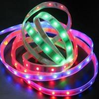 High bright 5m / r DC12V 5050 SMD Led Strip Light dimmable flexible 72PCS/M Manufactures