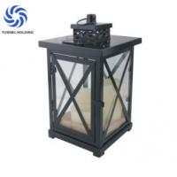 Holiday Solar LED Lantern 3500K - 4200K Solar Powered Hanging Lanterns Manufactures