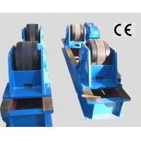 Adjustable Vessel Pipe Rollers Hydraulic Bending Machine Digital Display VFD Manufactures