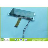 China Thin Transmissive Lcd Display , COG Graphic 240x64 Lcd Module With LED Backlight on sale