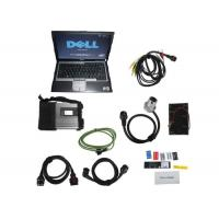MB Star C5 Compact Mercedes Star Diagnostic Tool With Dell D630 Laptop For Cars And Trucks Manufactures