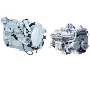 Cummins Marine Engines  6BTA5.9-M150 Manufactures