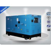 90Kw 113Kva Silent Diesel Generator Set With Kofo Engine , 1500 Rpm Speed Manufactures