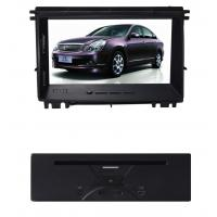 Automatic PAL NTSC SECAM Vedio Car Gps Navigation System For Nissan Sylphy 2010 Manufactures