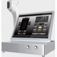 High Intensity Focused Ultrasound Machine For Face , Hifu Beauty Machine 4.5mm Hand Piece Manufactures