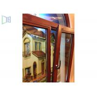 Quality Heat Insulated Aluminium Tilt And Turn Windows For Residential / Appartment for sale