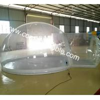 inflatable bubble dome tent inflatable crystal bubble tent tradeshow bubble tent Manufactures