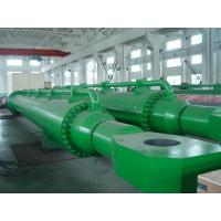 Small Radial Gate Electric Big Hydraulic Cylinder Steel With Deep Hole Manufactures
